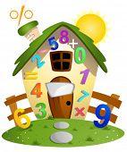 Math House - Vector