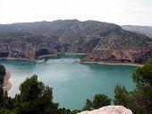 Reservoir In South East Spain