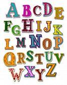 The Alphabet - Vector