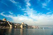 Rumeli Fortress, Istanbul, Turkey.