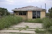 foto of katrina  - Destructed House after Hurricane Katrina - JPG