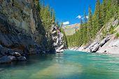 Cascade River, Banff National Park