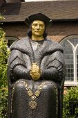Thomas More Statue, Chelsea