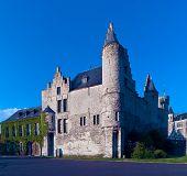 Middeleeuws kasteel Het Steen Antwerpen België
