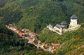 Castle Karlstejn. Czech Republic