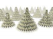 Navidad dólares