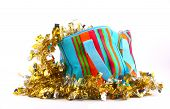 Small Bag With Garland