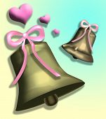 Bells With Hearts