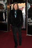 LOS ANGELES - NOV 5: Crispin Glover at the Beowulf premiere on November 5, 2007 in Westwood, California