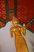 Buddha at Wat Phra Kaeo