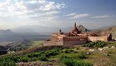 Ishak Pasha Palace near Dogubayazit in Eastern Turkey