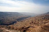 Wadi Mujib in Jordan