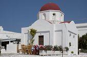 Orthodox Church Of Agia Moni