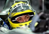 F1 driver Nico Rosberg