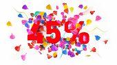 45 Percent Off