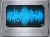 Sound Wave Metal