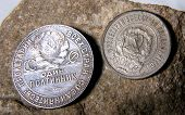 Silver Ussr Coins