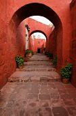 Santa Catalina Kloster, Arequipa, peru