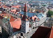 Bavarian City poster