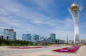 Symbol für Kasachstan