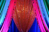 Indian Fabrics At Wedding