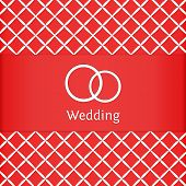 Wedding red card