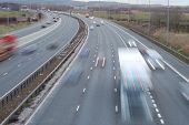 Autobahn Blur