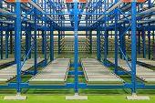 Dynamic Storage System