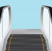 Escalator Stairs