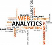 Word Cloud - Web Analytics