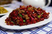 Spicy Stir Fried Chicken poster