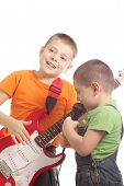 Family Rock Band