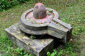 Piedra Shiva Lingam