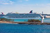 Carnival Dream In Bahamas