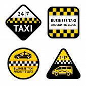 Taxi - set labels