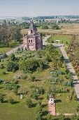 Church Alexander Nevsky, City Suzdal, Russia