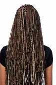 Hairstyle Dreadlocks poster