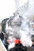 Steamy Steam Train