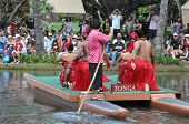 Polynesian Cultural Center in Oahu, Hawaii