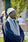 Muslim man