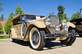 1929 Packard Phaeton Model 640