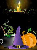 Halloween Witch Supplies