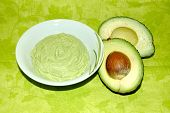 Avocado cream