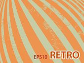 Retro pattern - vertical stripes - abstract lines background - grunge design