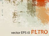 stock photo of wallpaper  - Abstract retro wallpaper background  - JPG