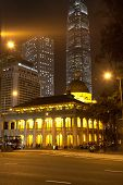 Legislative Council Building (old Supreme Court ) In Hong Kong.