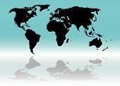 Worldmap interface