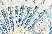 Thousand Filipino Peso Notes