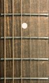 Acoustic Guitar Fretboard