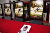 LOS ANGELES - OCT 23: Poster, General Atmosphere at the Premiere of